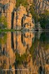 Sylvan Lake Cliffs